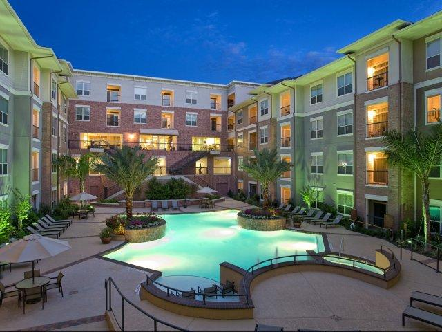 Old Spanish Trail Houston Apartments