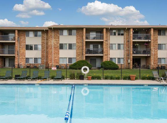 Bear Creek Apartments Fort Wayne