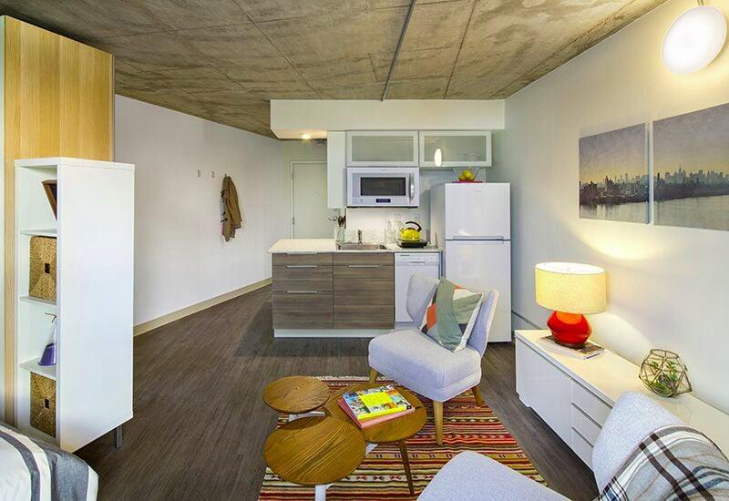 Turntable Studios Apartments Denver Co Walk Score
