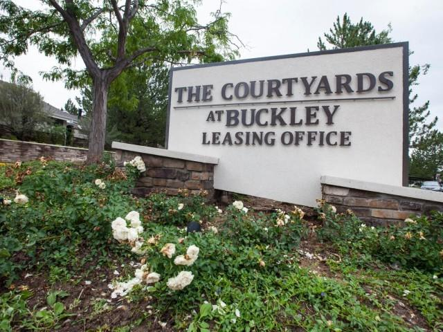 The Courtyards at Buckley Apartments photo #1