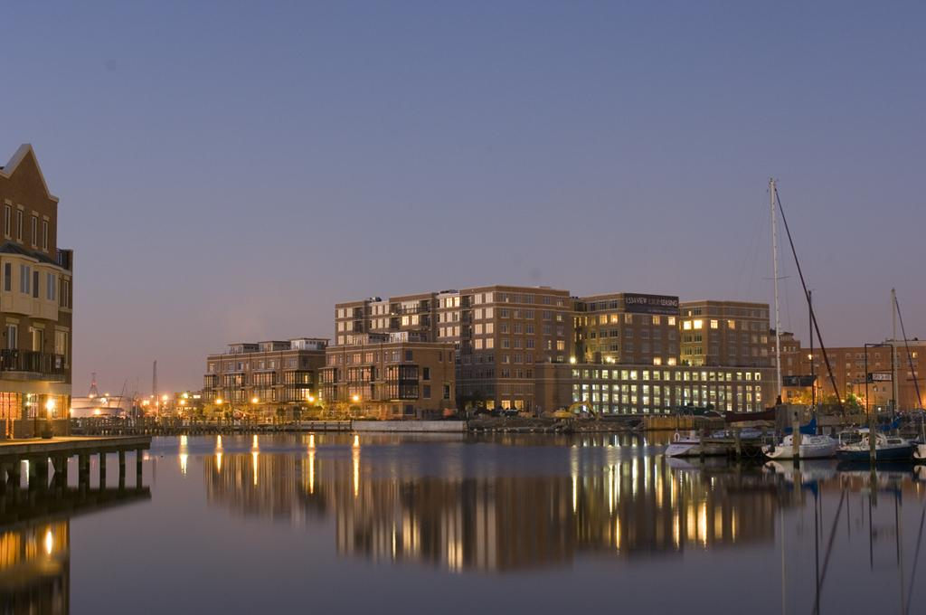 The Crescent at Fells Point by Windsor Apartments photo #1