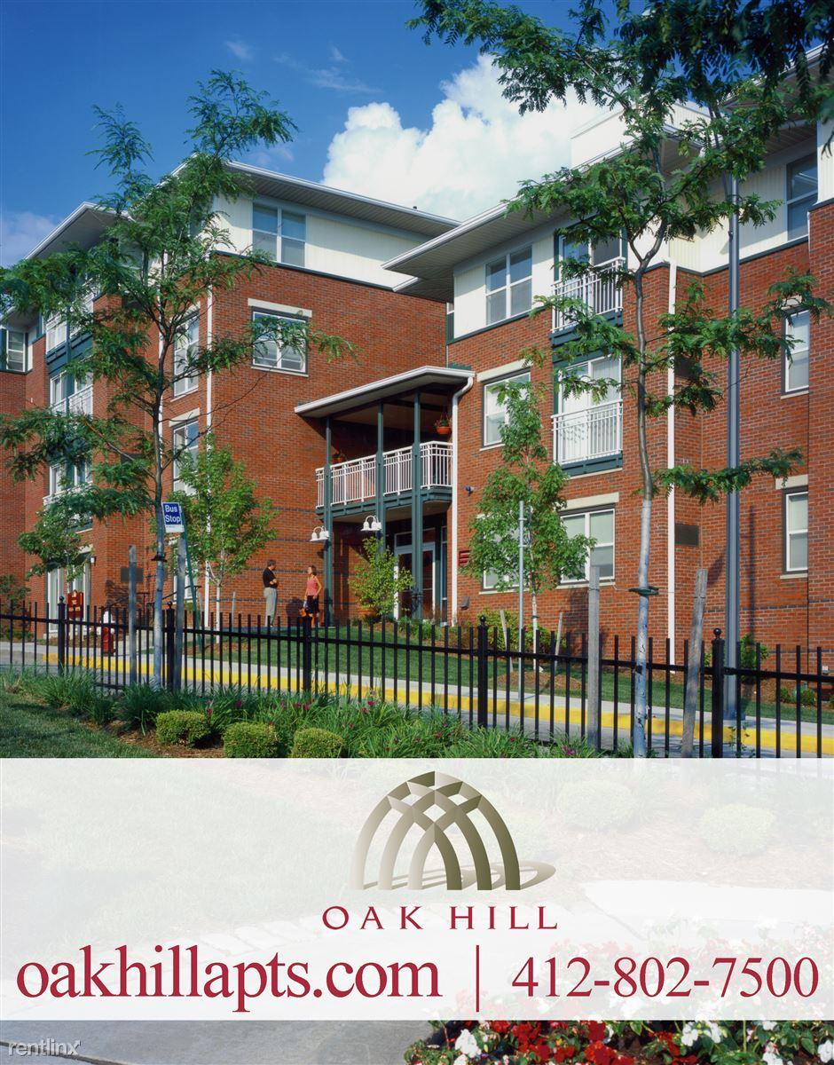 Oak Hill Apartments  Terrace St Pittsburgh Pa