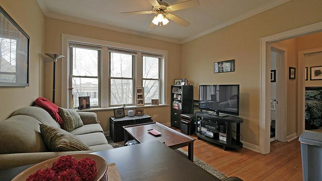 Two BR Apartment - As much as Chicago is known for its parks. Apartments photo #1