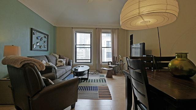 One BR Apartment - Amongst Chicago's 33 awesome miles of beaches. photo #1