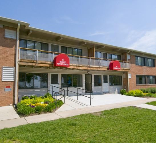 Campus Gardens Apartments, Langley Park MD