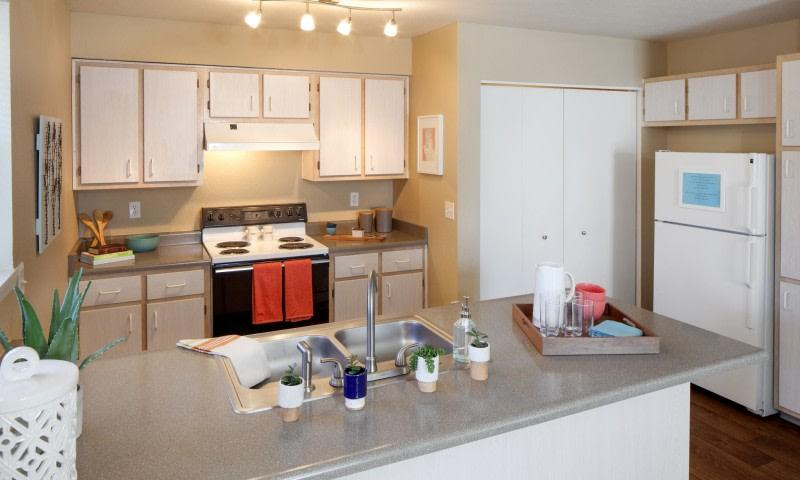 Village at cascade park apartments vancouver wa walk score for Two bedroom apartment vancouver