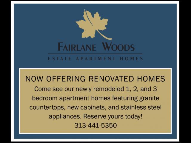 Fairlane Woods Apartments photo #1
