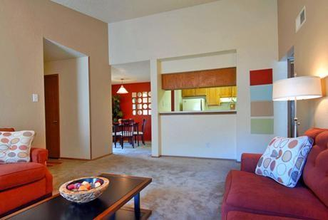 2 BR/Two BA Just photo #1