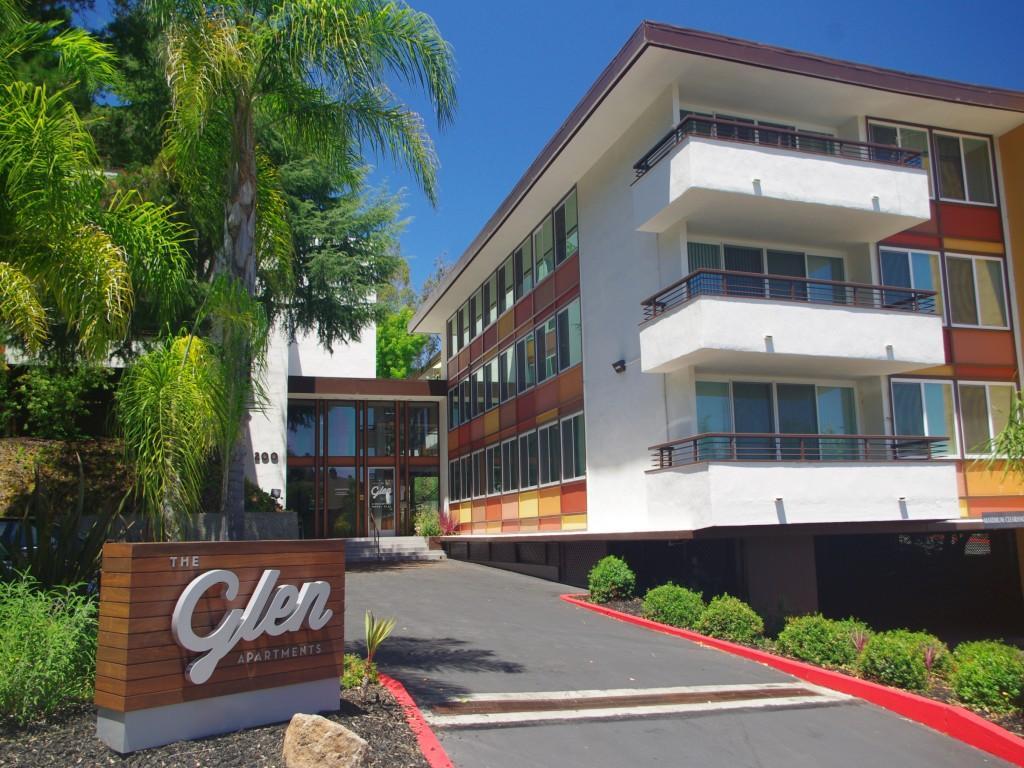 The Glen Apartments Belmont Ca Walk Score