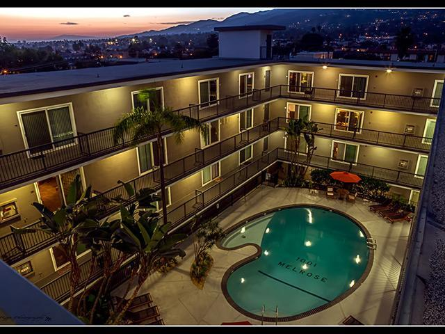 1001 Melrose Apartments photo #1