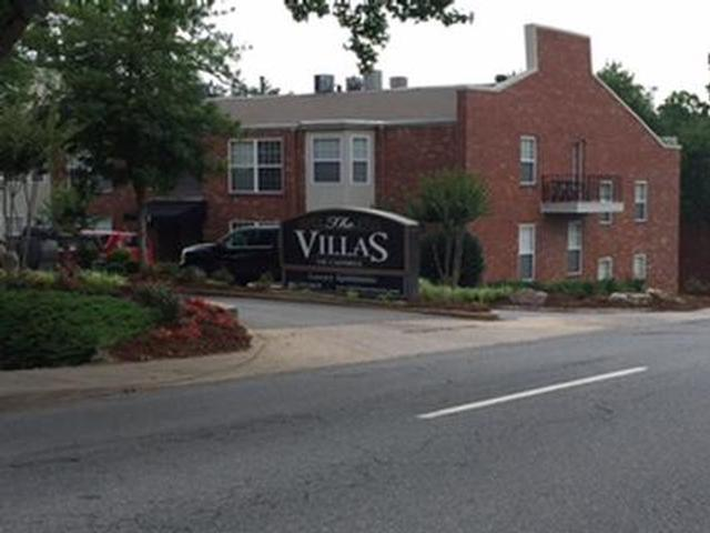 The Villas on Cantrell Apartments photo #1