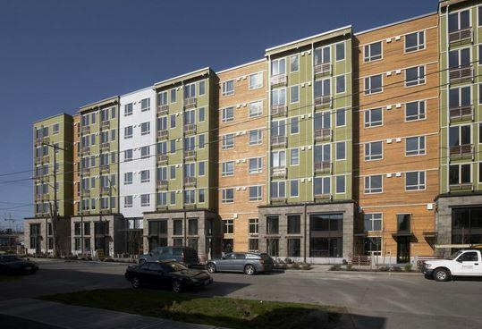 Leva on Market Apartments photo #1