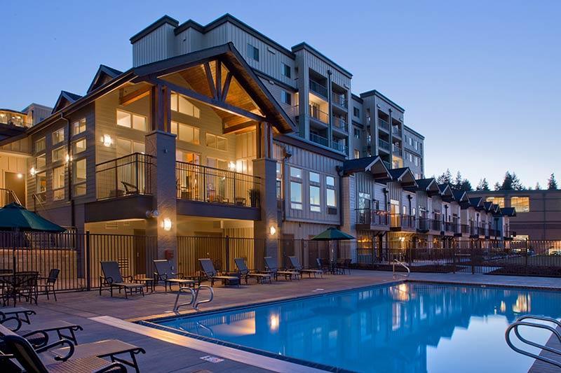Echo Lake Apartments photo #1