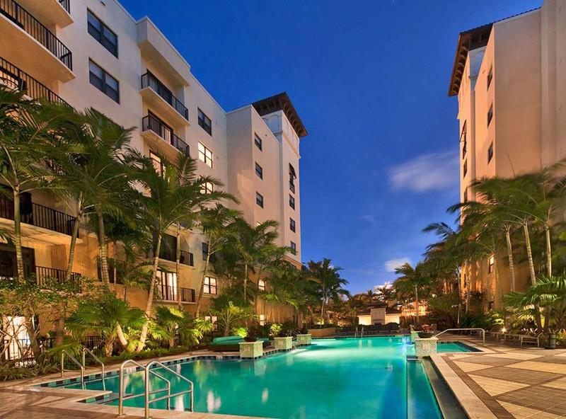 Amli flagler village apartments fort lauderdale fl walk score for 1 bedroom apartments ft lauderdale