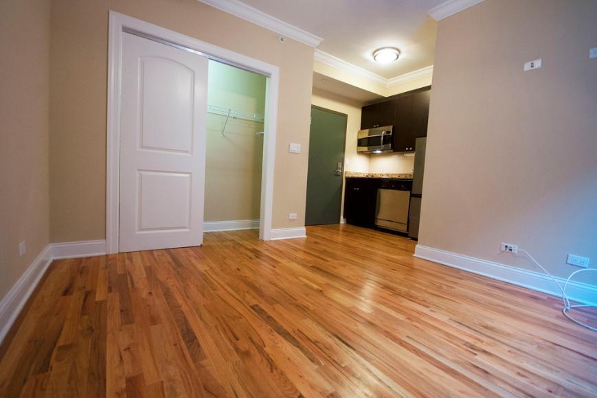 Studio apartment 1632 W. Belmont photo #1