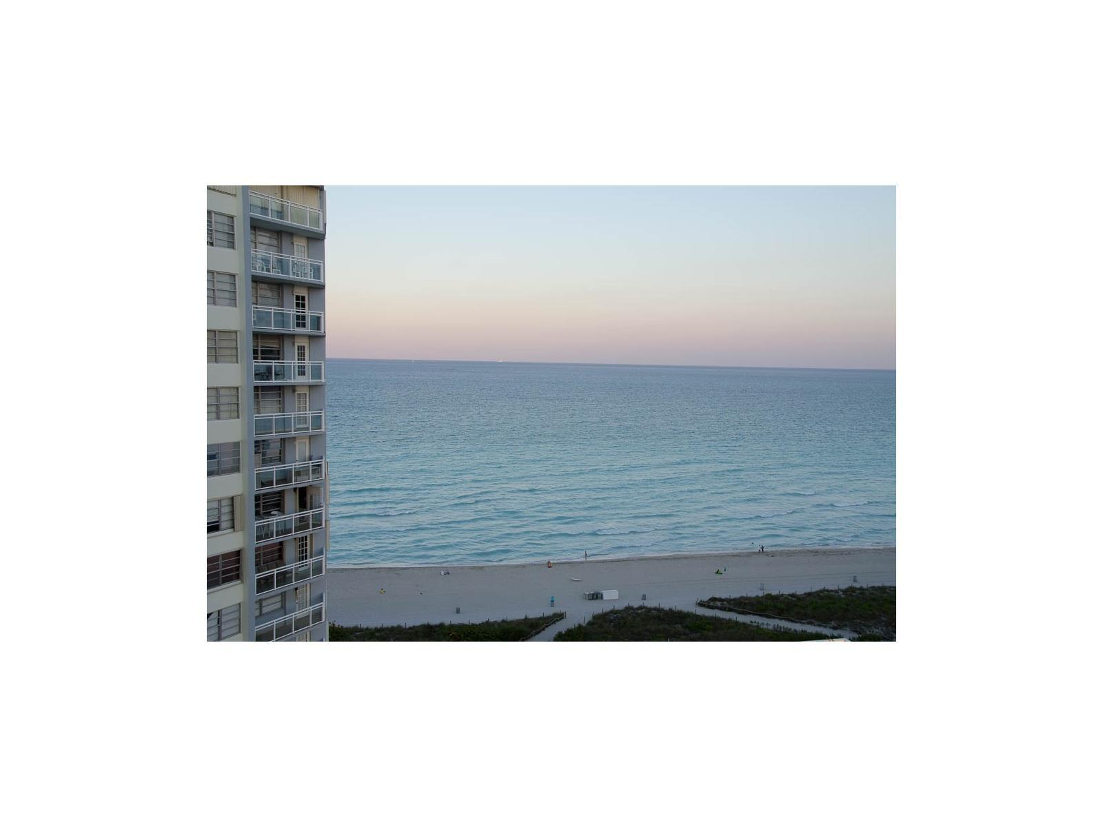 One BR Apartment - ammazing/stunning direct ocean front views from all rooms. photo #1