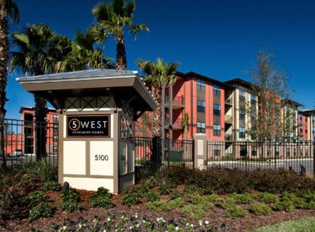Five West Apartments photo #1