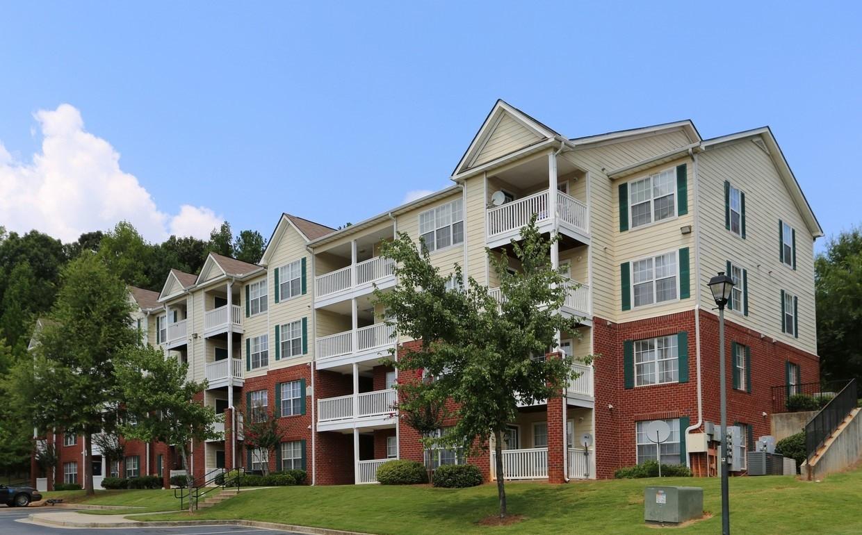 Ashley Cascade Apartments, Atlanta GA - Walk Score