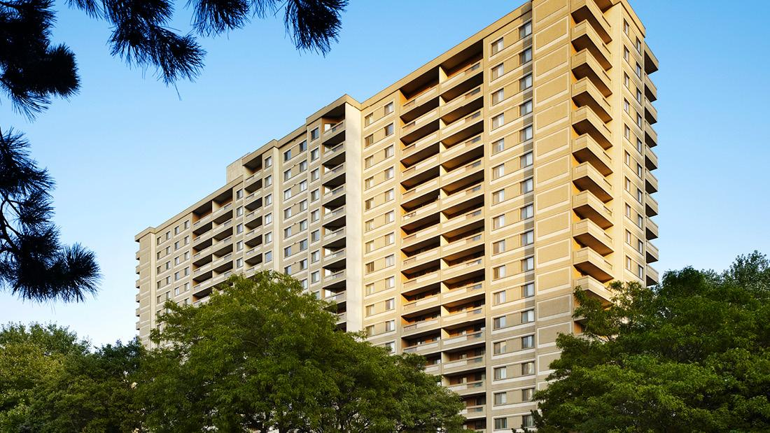 The elmwoods apartments mississauga on walk score - One bedroom condo for rent mississauga ...