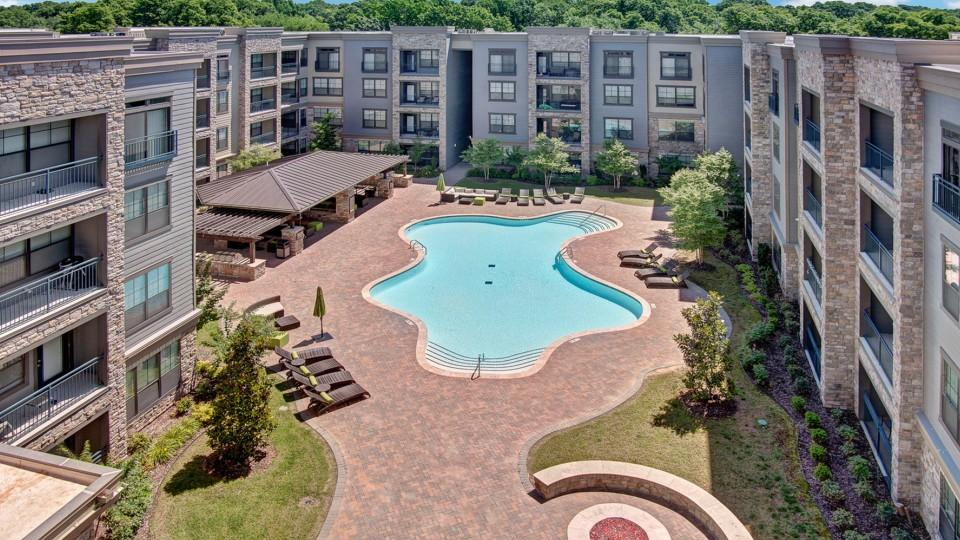The Enclave at Brookside Apartments, Tulsa OK - Walk Score