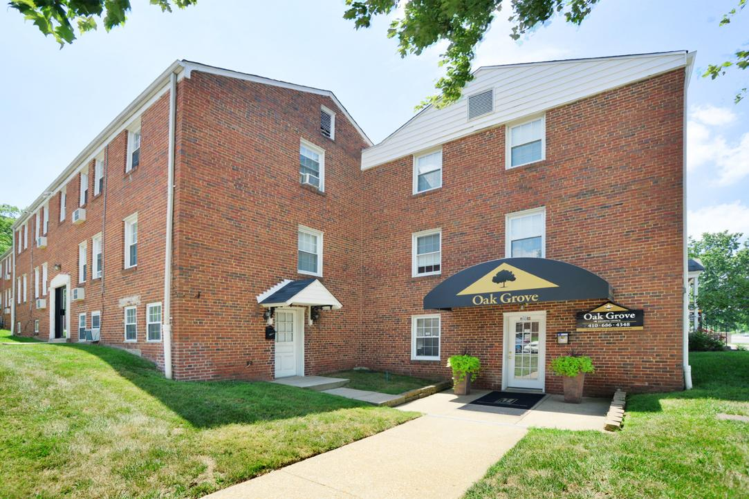 Oak Grove Apartments Amp Townhomes Middle River Md Walk Score
