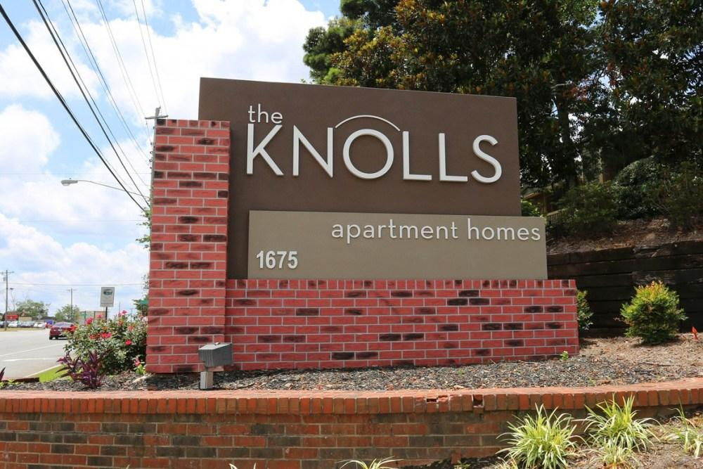 The Knolls Apartments Marietta Ga