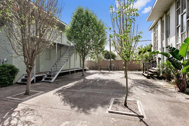 Outstanding Opportunity To Live At The New Orleans City Club - Second floor unit, all electric, water included, central air conditioning and heat, hookups for stackable washer/dryer, laundry room onsite