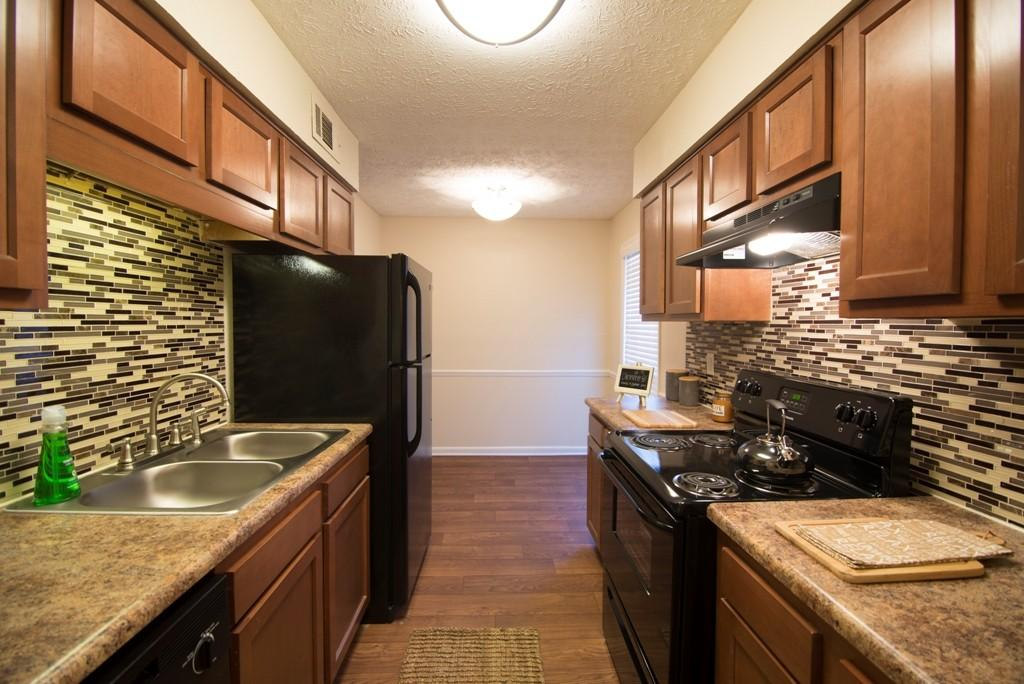 The Springs Townhomes Apartments photo #1