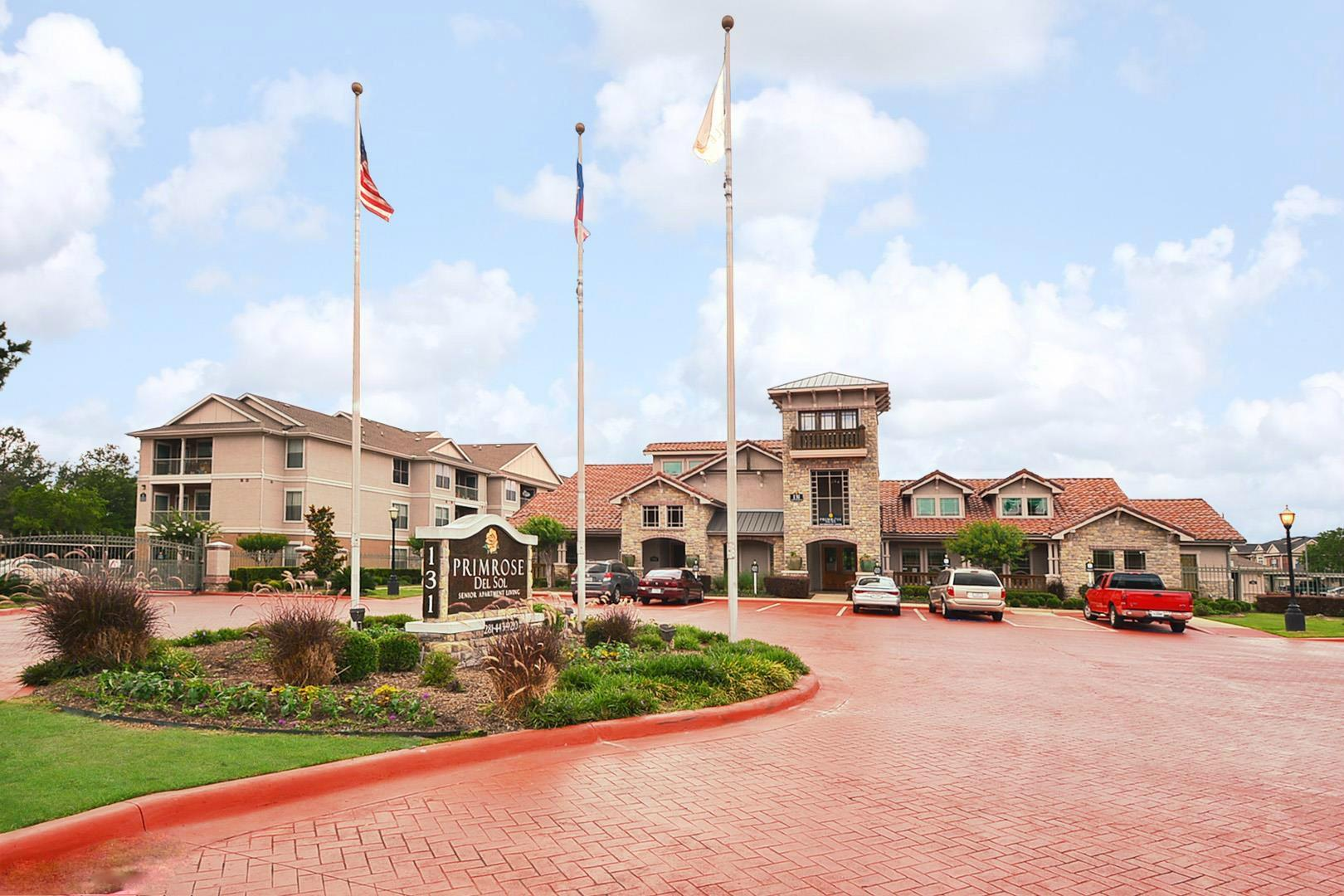 Primrose Del Sol - Active Senior Living Apartments photo #1