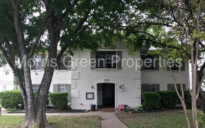 Great second floor unit located near.