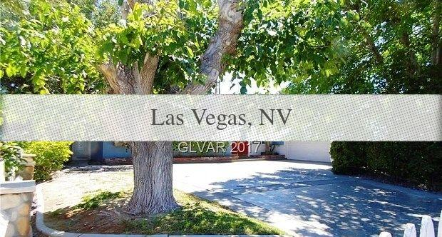 House for rent in Las Vegas.
