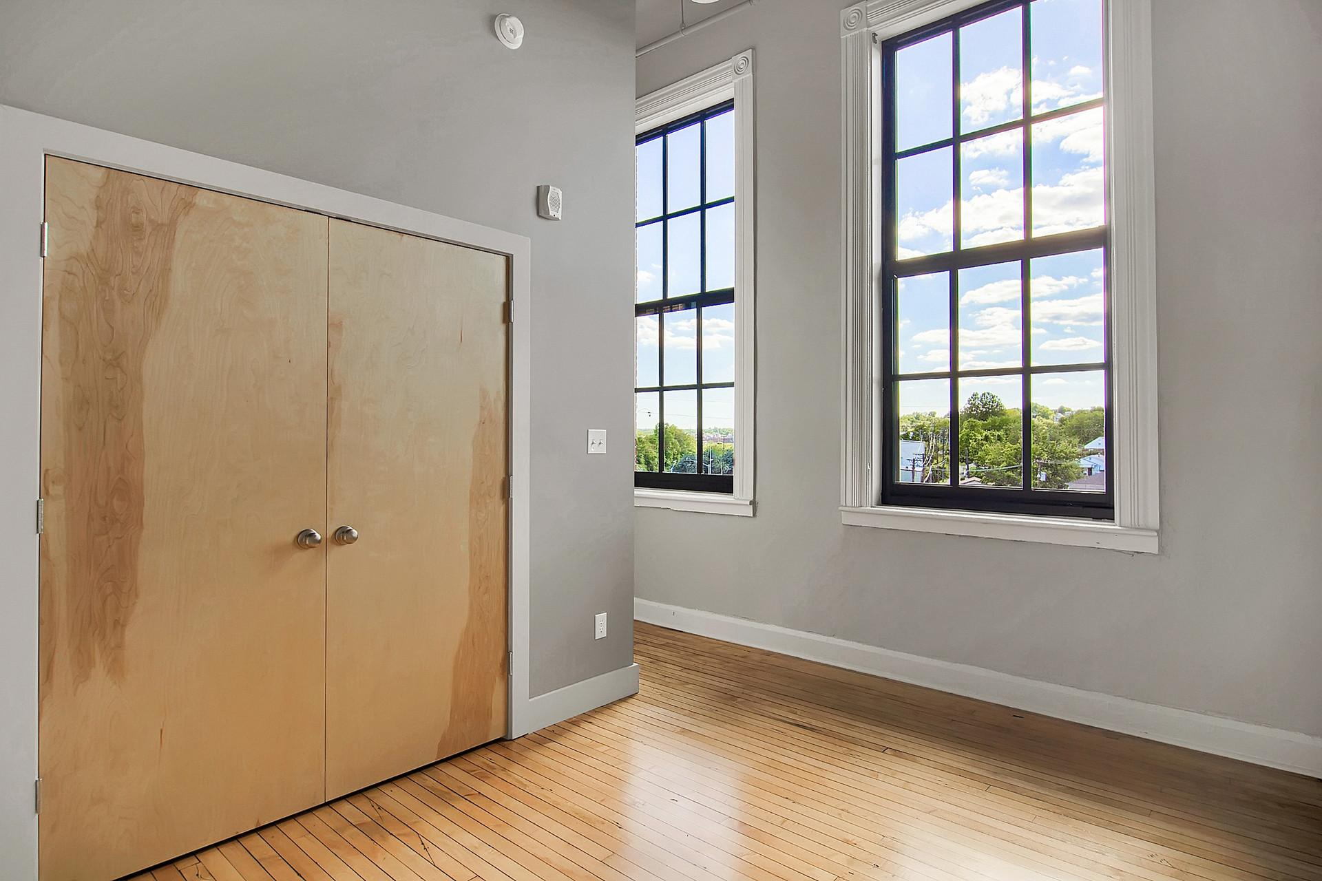 Unit 8, Located in our new Gratiot School Apartments.