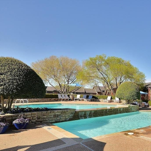 Sunset Oaks Apartments: Overlook Ranch Apartments, Dallas TX