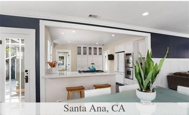Three BR House in Santa Ana. Washer/Dryer Hookups!