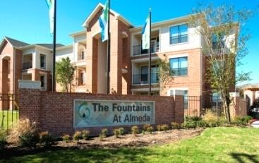 The Fountains at Alameda Apartments photo #1