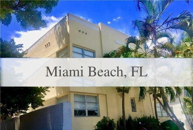 Great One BR apartment in the heart of South Beach. photo #1