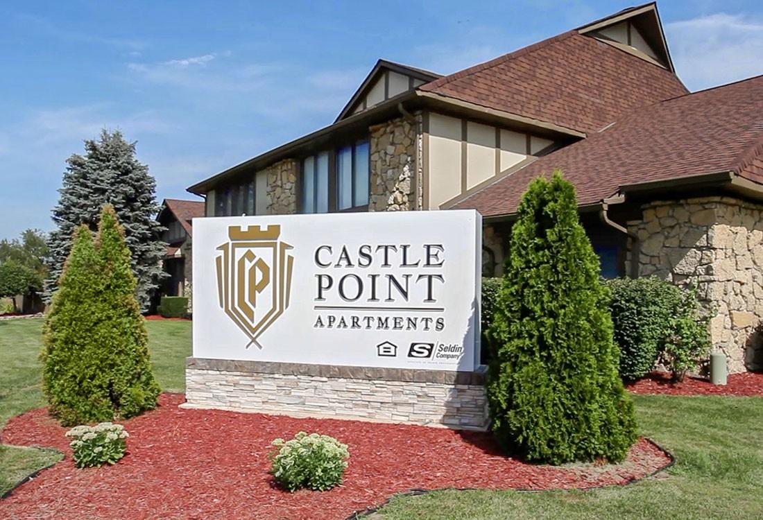 Castle Point Apartments In South Bend Indiana
