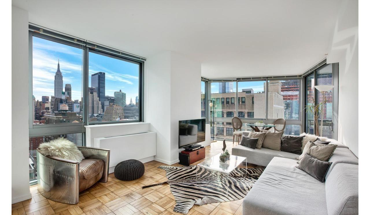 No Fee Rental in Hell's Kitchen!- One BR One BA w/Balcony Apartments photo #1