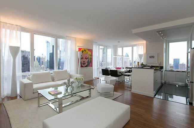 Luxury Upper West Side 2 BR 2 BA Apartments photo #1