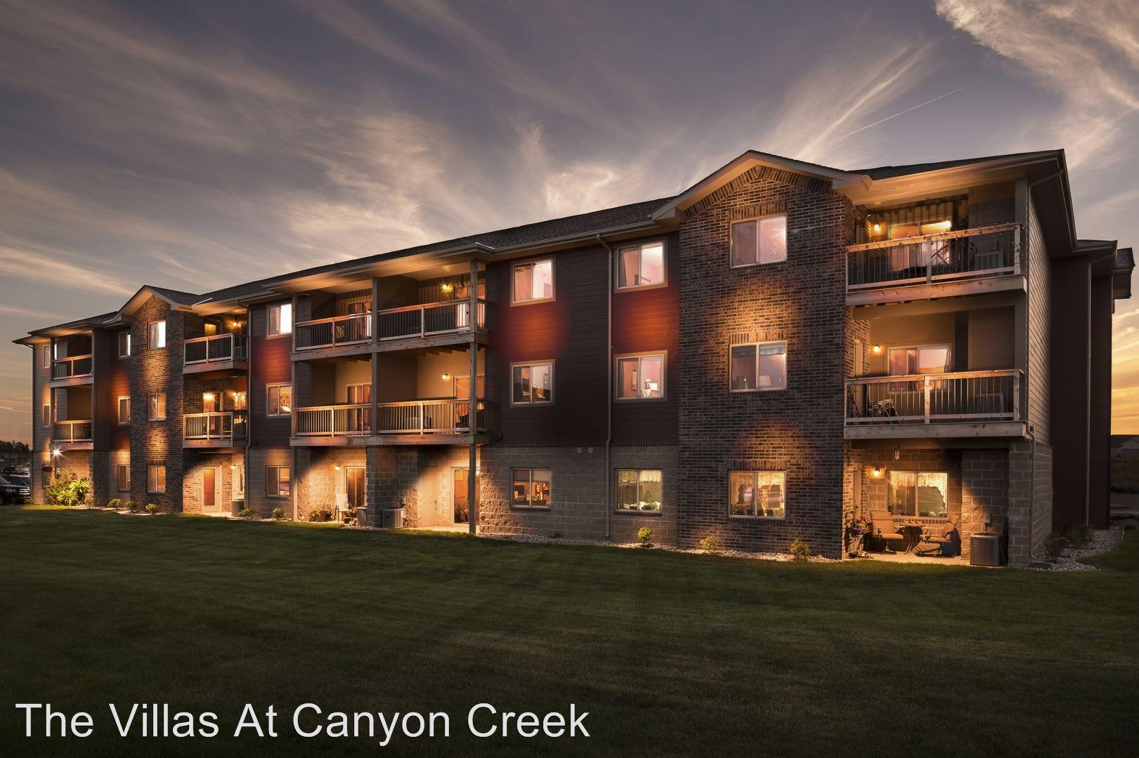 The Villas At Canyon Creek 4630 East 54th Street Apartments, Sioux Falls SD    Walk Score