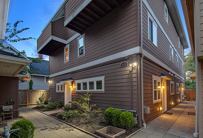 Townhouse For Rent In Seattle, Wa