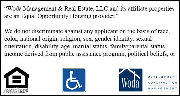 Woda Management and Real Estate Apartments