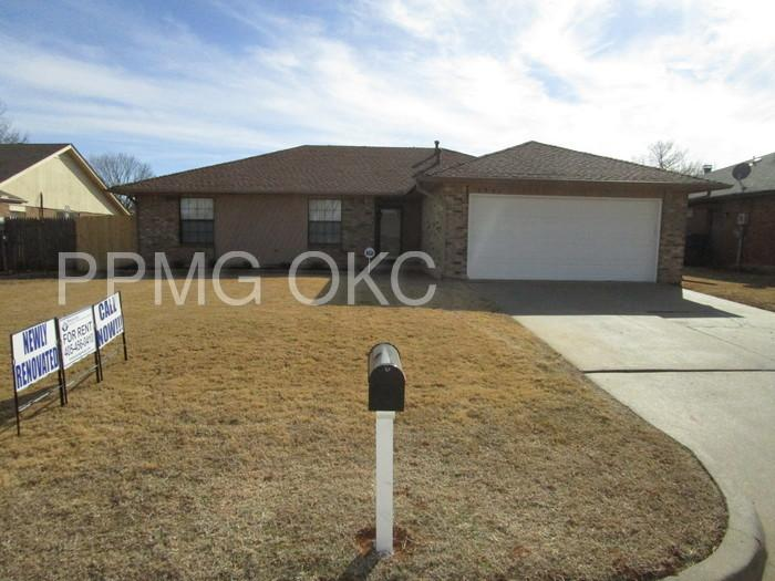 This Beautiful 3bd-Two BA-2ga Home In OKC Has Been... photo #1