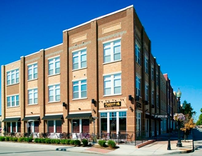 Old Town on the Monon Apartments & Townhomes photo #1