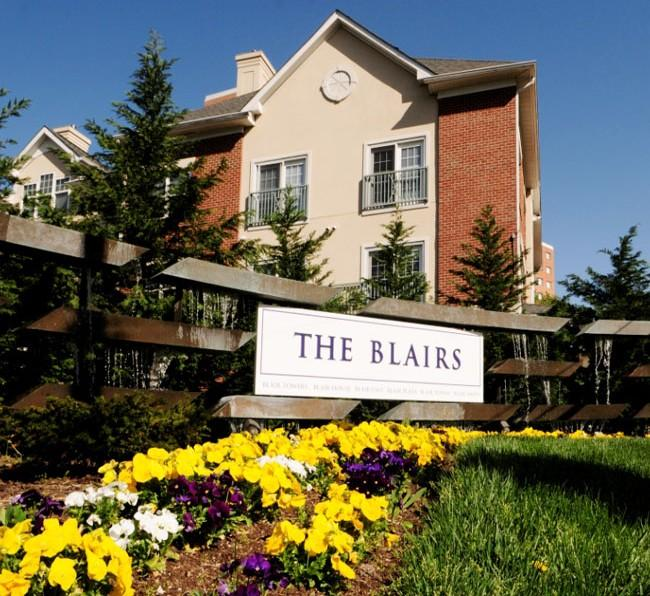 The Blairs Apartments, Silver Spring MD
