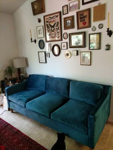 Beautifully Furnished 5-6 Month Sublet