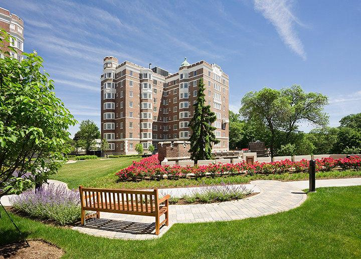 Longwood Towers Apartments photo #1