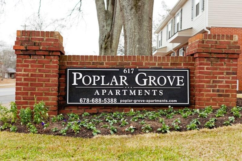Poplar Grove Apartments photo #1