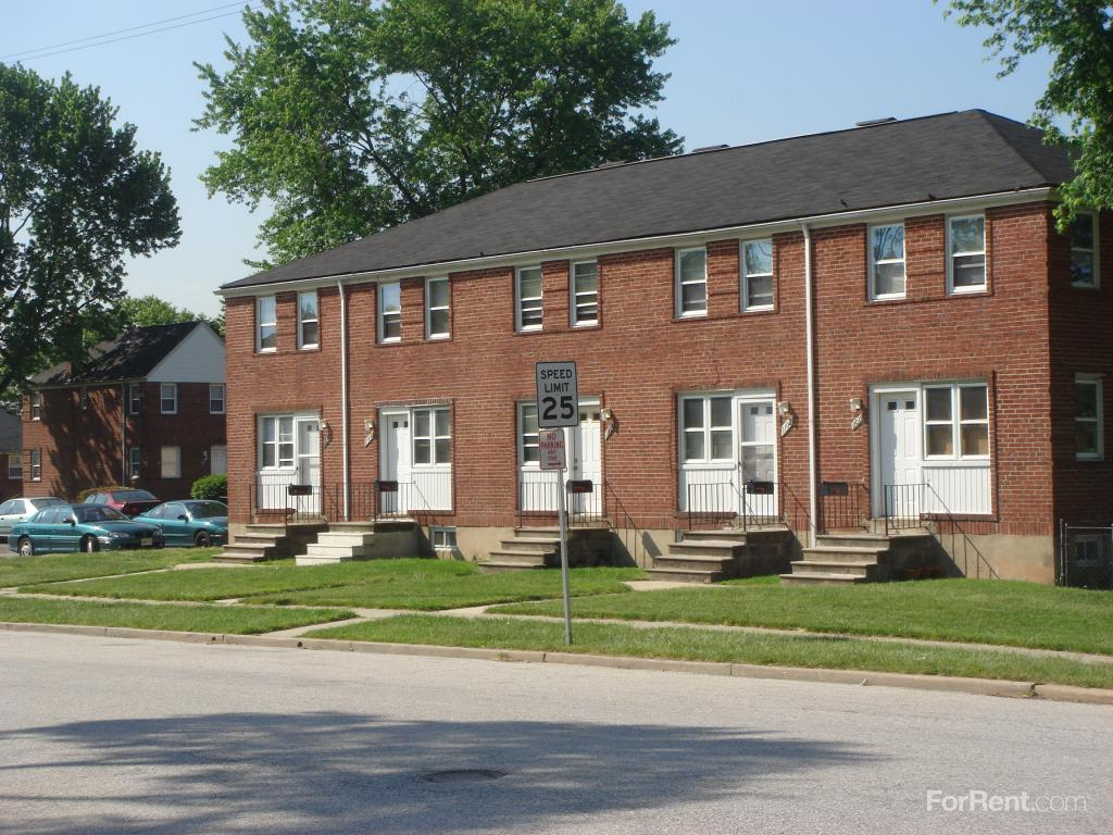 Westland Gardens And Townhomes Apartments Arbutus Md