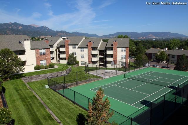 The Summit Apartments Colorado Springs Co Walk Score
